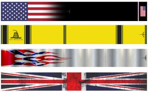Flags Arrow Wraps