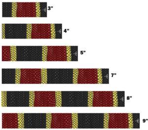 13pk TIRO Con L/'arco Freccia Wraps-Wraptor Wraps HD Pavone Stampa Animalier
